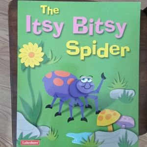 Lakeshore Big Book The Itsy Bitsy Spider